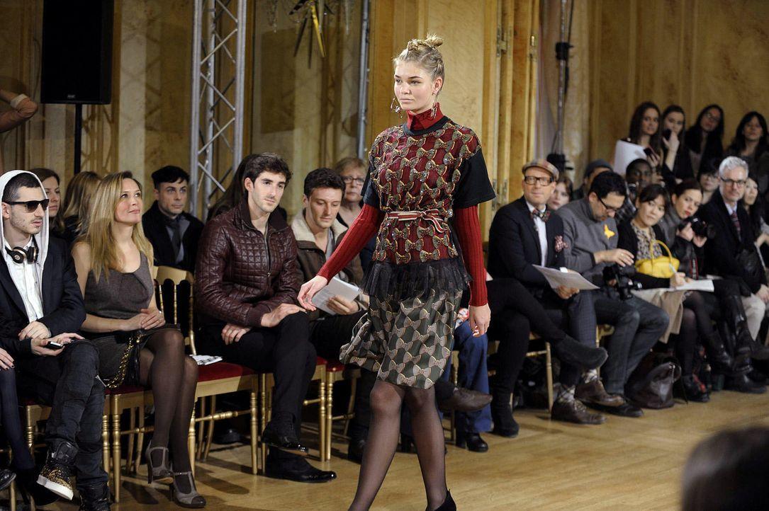 luisagermanys-next-topmodel-stf07-epi10-fashion-show-luisa-035-oliver-s-prosiebenjpg 1950 x 1298 - Bildquelle: ProSieben/Oliver S.
