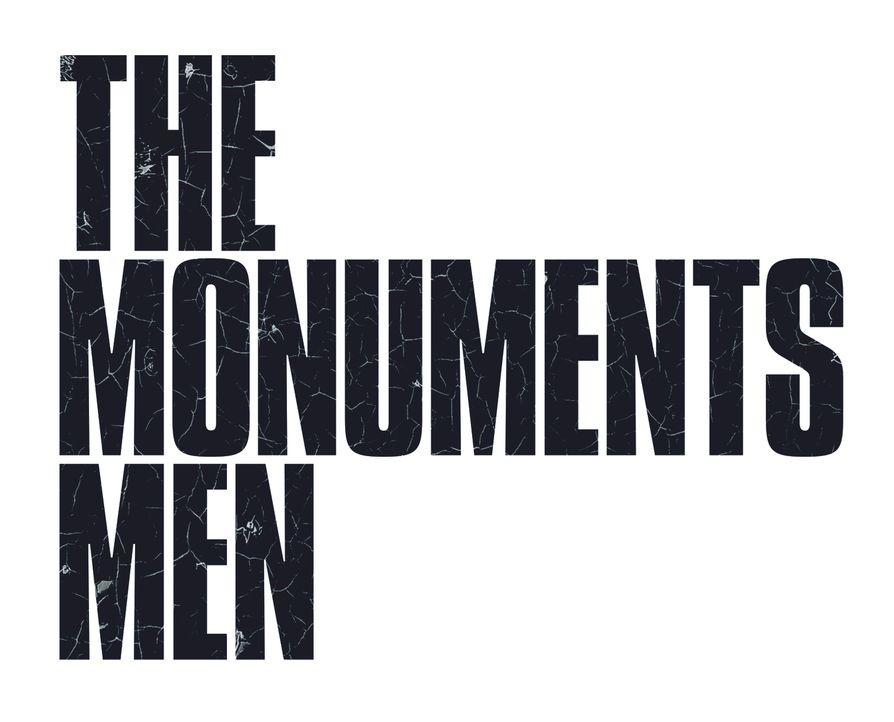 MONUMENTS MEN - UNGEWÖHNLICHE HELDEN - Logo - Bildquelle: 2014 Columbia Pictures Industries, Inc. and Twentieth Century Fox Film Corporation.  All rights reserved.