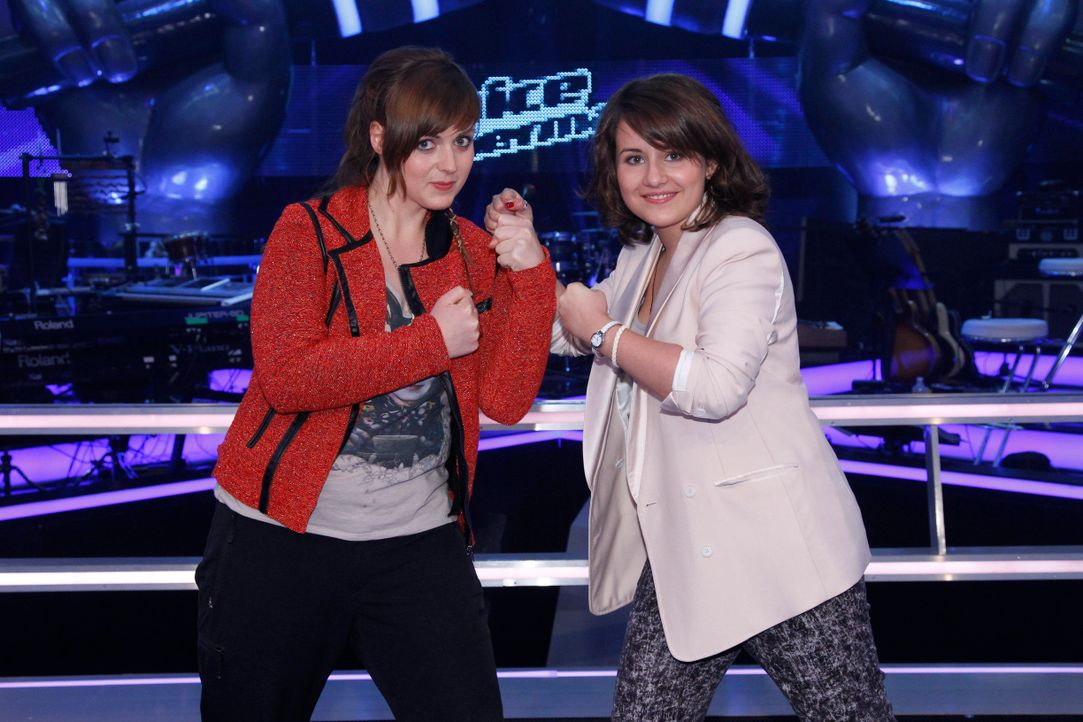 battle-evi-vs-kristin-04-the-voice-of-germany-huebnerjpg 2448 x 1632 - Bildquelle: SAT.1/ProSieben/Richard Hübner