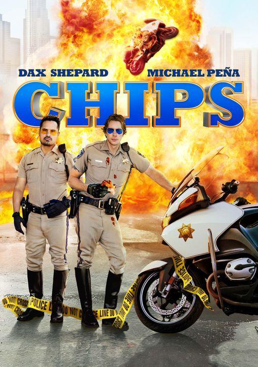 CHiPs - Artwork - Bildquelle: Warner Bros.