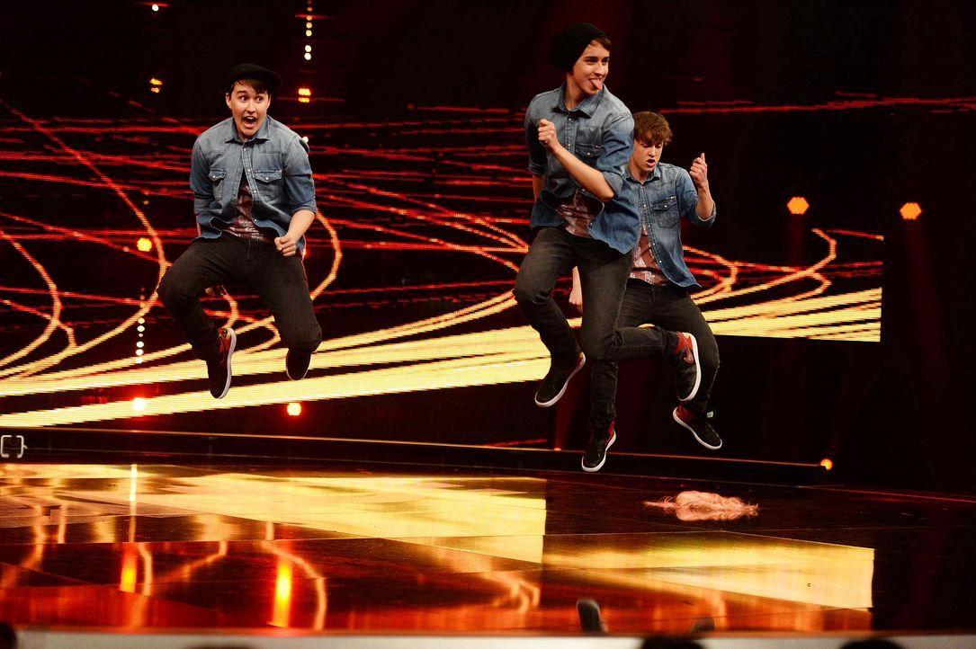 Got-To-Dance-JPSkiliz-04-SAT1-ProSieben-Willi-Weber - Bildquelle: SAT.1/ProSieben/Willi Weber