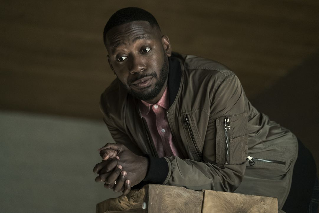 Kevin (Lamorne Morris) - Bildquelle: Warner Bros. Entertainment, Inc.