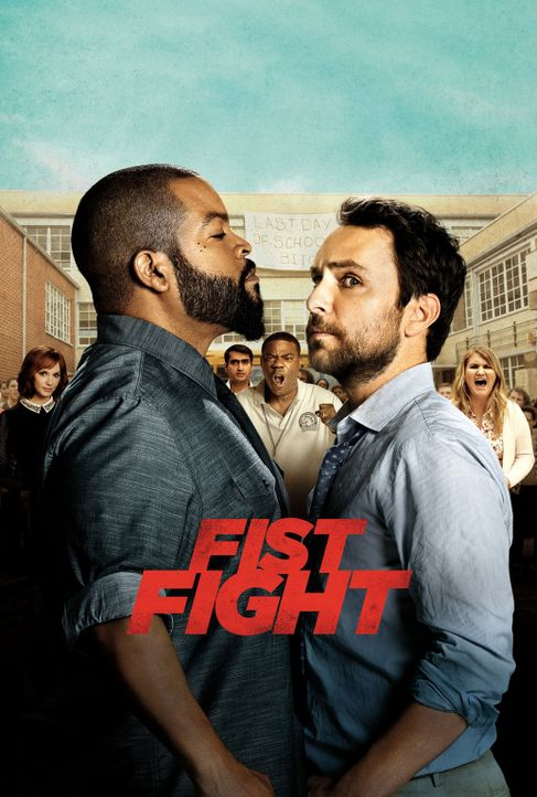 Fist Fight - Artwork - Bildquelle: 2017 Warner Bros. Entertainment Inc., Village Roadshow Films North America Inc. and RatPac-Dune Entertainment LLC. All rights reserved.