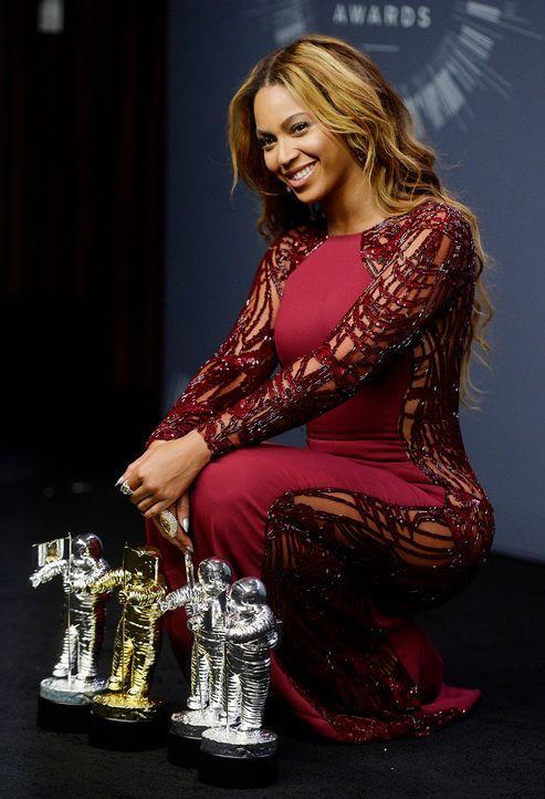 Beyonce-14-08-25-MTV-VMAs-dpa - Bildquelle: dpa