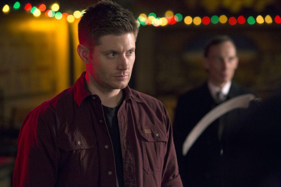 Würde Dean (Jensen Ackles) tatsächlich Sams Leben in die Hände des Todes geben, um das Kainsmal unter Kontrolle halten zu können? - Bildquelle: 2016 Warner Brothers