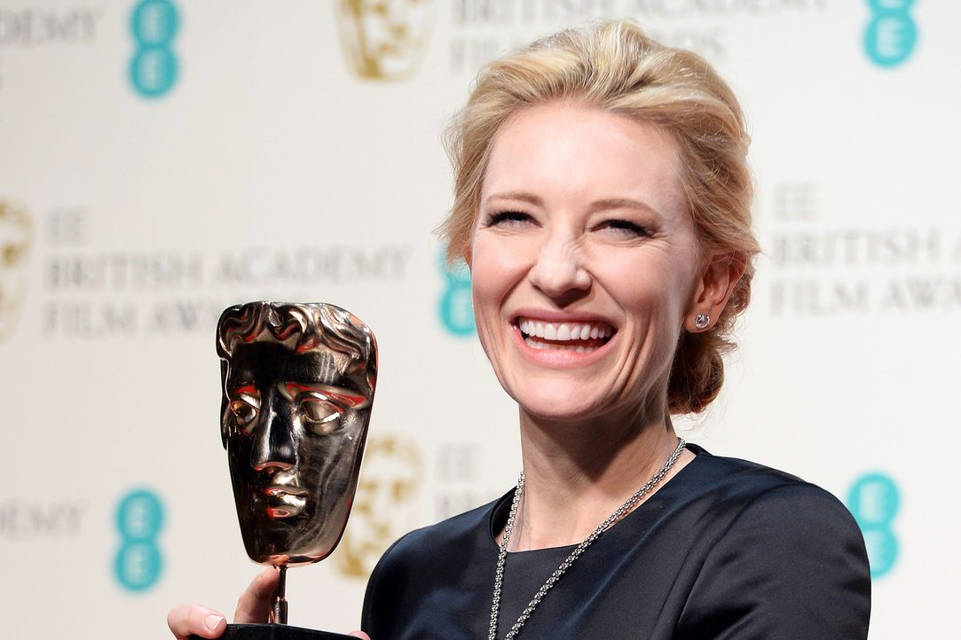 BAFTA-Cate-Blanchett-14-02-16-AFP - Bildquelle: dpa