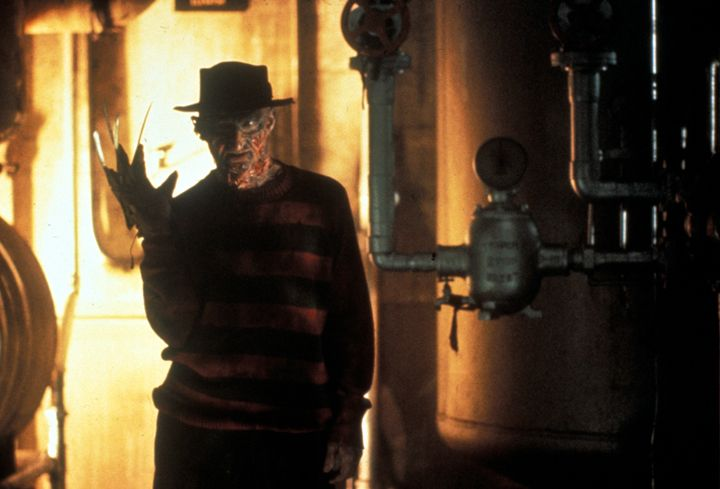 Fred Krueger (Robert Englund) - Bildquelle: 1984 New Line Productions, Inc. A NIGHTMARE ON ELM STREET and all related characters and elements are trademarks.