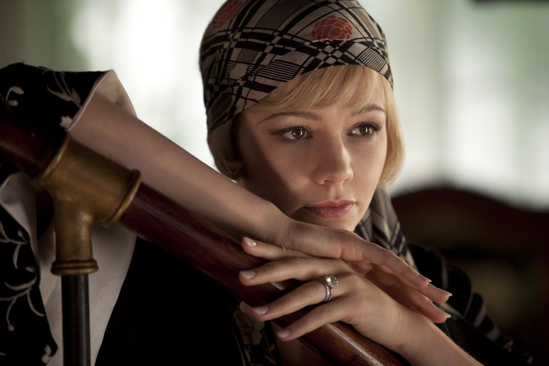 Daisy Buchanan (Carey Mulligan): die große Liebe von Jay Gatsby und der Motivator für alle seine Anstrengungen und Bemühungen ... - Bildquelle: 2012 Warner Brothers