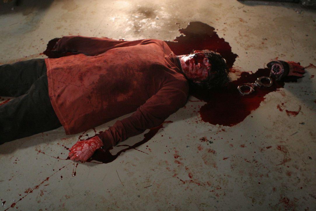 Zu hoch gepokert: Brent (Teddy Dunn) ... - Bildquelle: After Dark Films. All Rights Reserved.