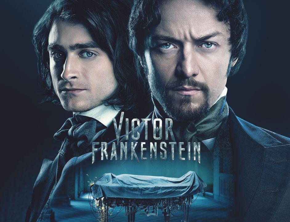Victor Frankenstein - Genie und Wahnsinn - Artwork - Bildquelle: 2015 Twentieth Century Fox Film Corporation. All rights reserved.