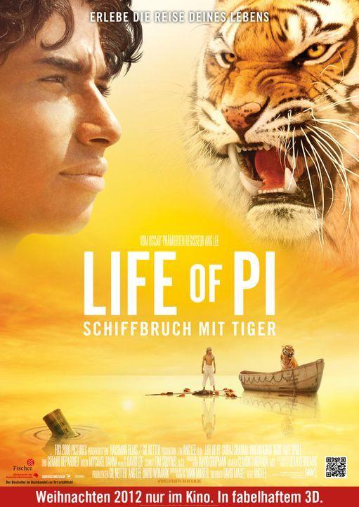 Life_of_Pi_20thCenturyFox - Bildquelle: 20th Century Fox
