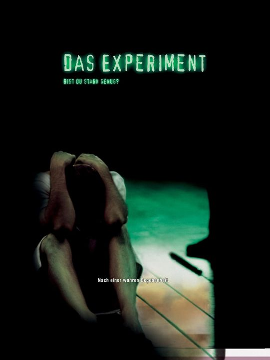 Das Experiment - Plakatmotiv: Der Taxifahrer Tarek (Moritz Bleibtreu) nimmt an einem Laborversuch über Aggression teil. Dieser endet in tödlicher... - Bildquelle: SENATOR FILM Alle Rechte vorbehalten