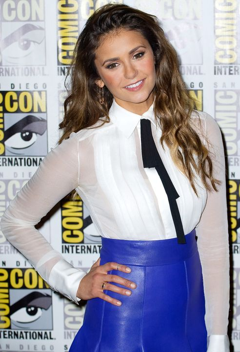 Nina-Dobrev-Teen-Choice-Awards-14-07-25-Tony Forte-WENN-com - Bildquelle: Tony Forte/WENN