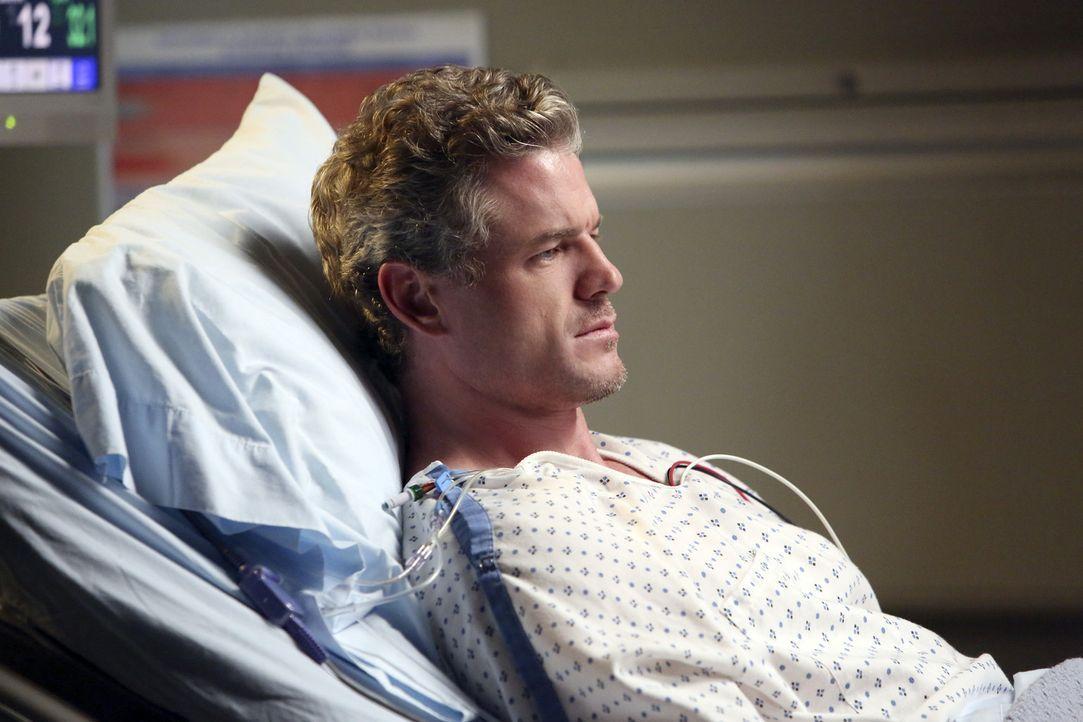 Rückblende: Mark (Eric Dane) scheint den des Flugzeugabsturz gut überstanden zu haben - doch bald werden die Ärzte um sein Leben kämpfen müssen... - Bildquelle: ABC Studios