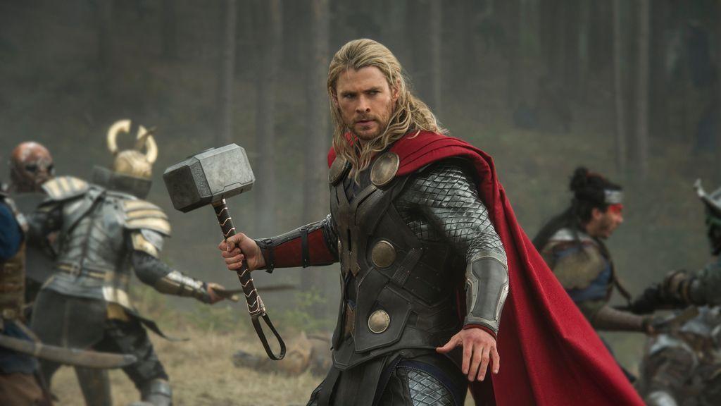 """""""Thor 2"""" in den Kino-Charts: US-Kinokassen klingeln - Bildquelle: dpa, Jay Maidment/Marvel"""