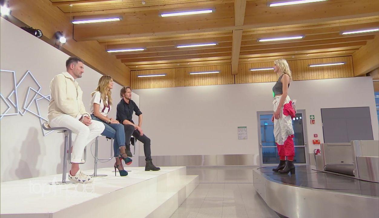 GNTM-S12-Sendung01-101 - Bildquelle: ProSieben