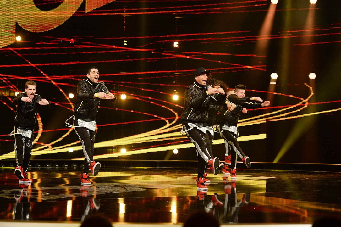 Got-To-Dance-2MAD-11-SAT1-ProSieben-Willi-Weber - Bildquelle: SAT.1/ProSieben/Willi Weber