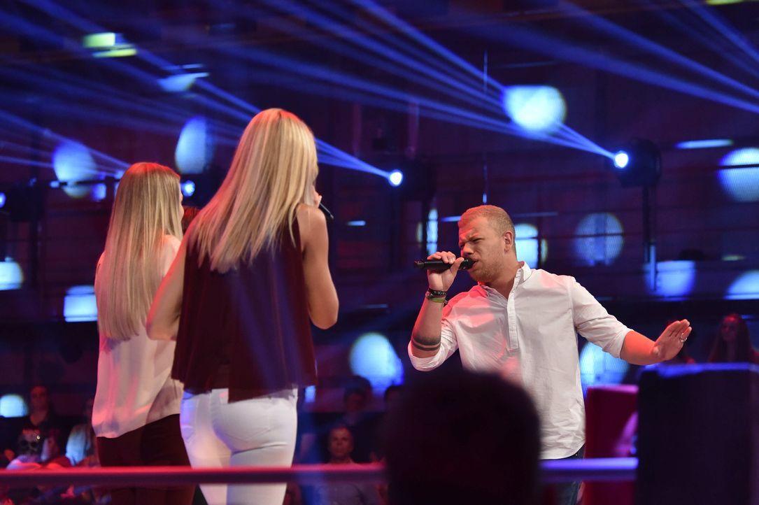 TVOG_AK1_4159.JPG_Tay_Sarah,Maria,Teresa - Bildquelle: ProSieben/André Kowalski