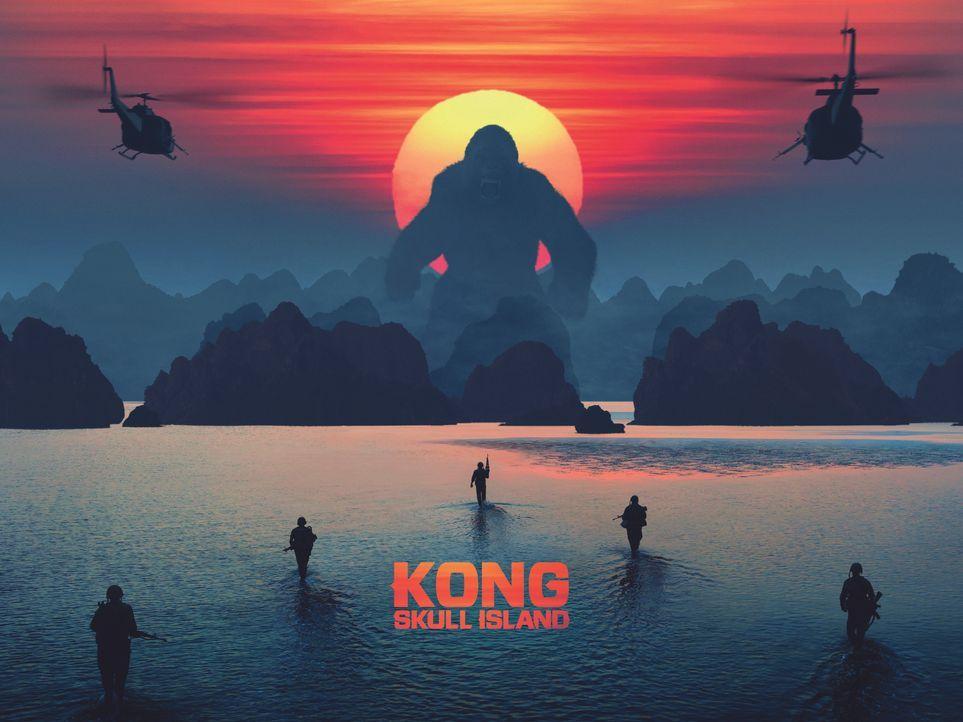 Kong: Skull Island - Artwork - Bildquelle: Warner Bros.