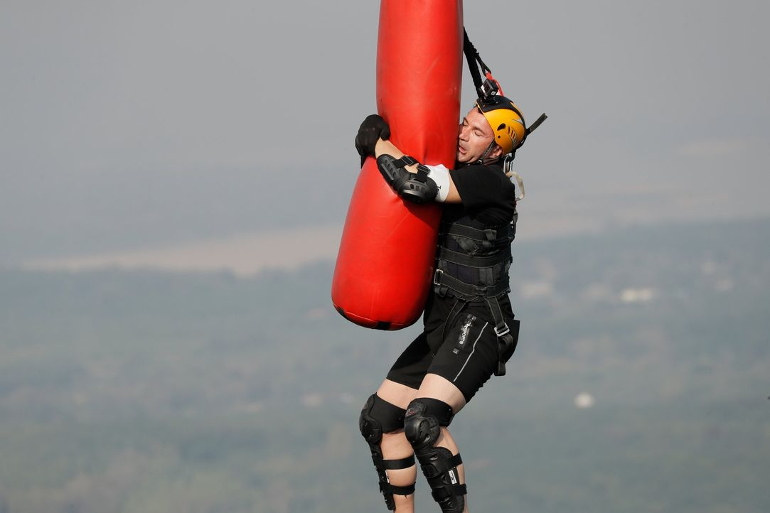 Global Gladiators Folge 1 _33 - Bildquelle: ProSieben/Richard Hübner