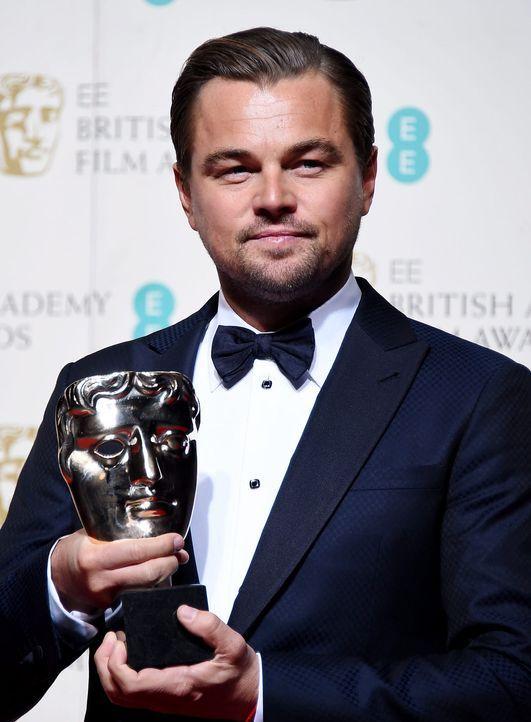 BAFTA-160214-03-dicaprio-dpa - Bildquelle: dpa