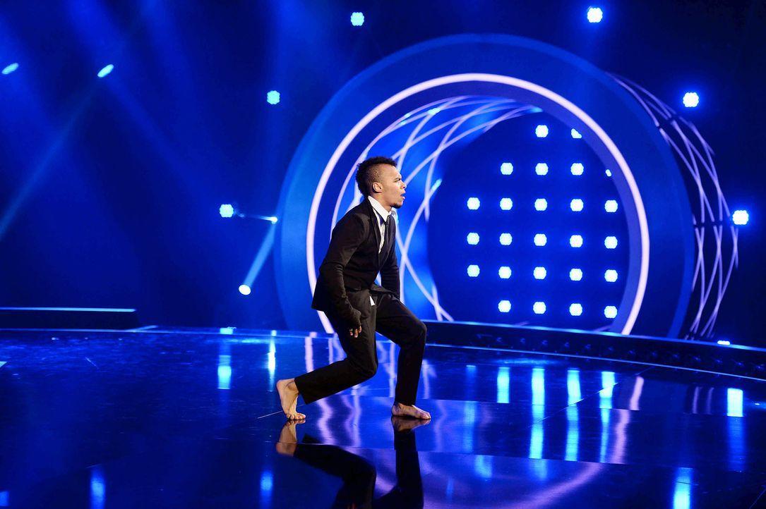 Got-To-Dance-Francis-02-SAT1-ProSieben-Willi-Weber - Bildquelle: SAT.1/ProSieben/Willi Weber
