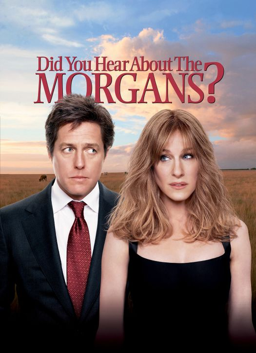 Did You Hear About the Morgans? Meryl (Sarah Jessica Parker, r.) und Paul Morgan (Hugh Grant, l.) ... - Bildquelle: 2009 Columbia Pictures Industries, Inc. and Beverly Blvd LLC. All Rights Reserved.