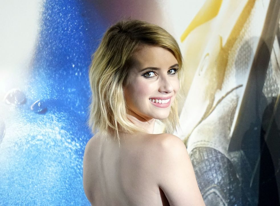 X-Men-Days-of-Future-Past-Premiere-New-York-Emma-Roberts-3-140510-getty-AFP - Bildquelle: getty-AFP