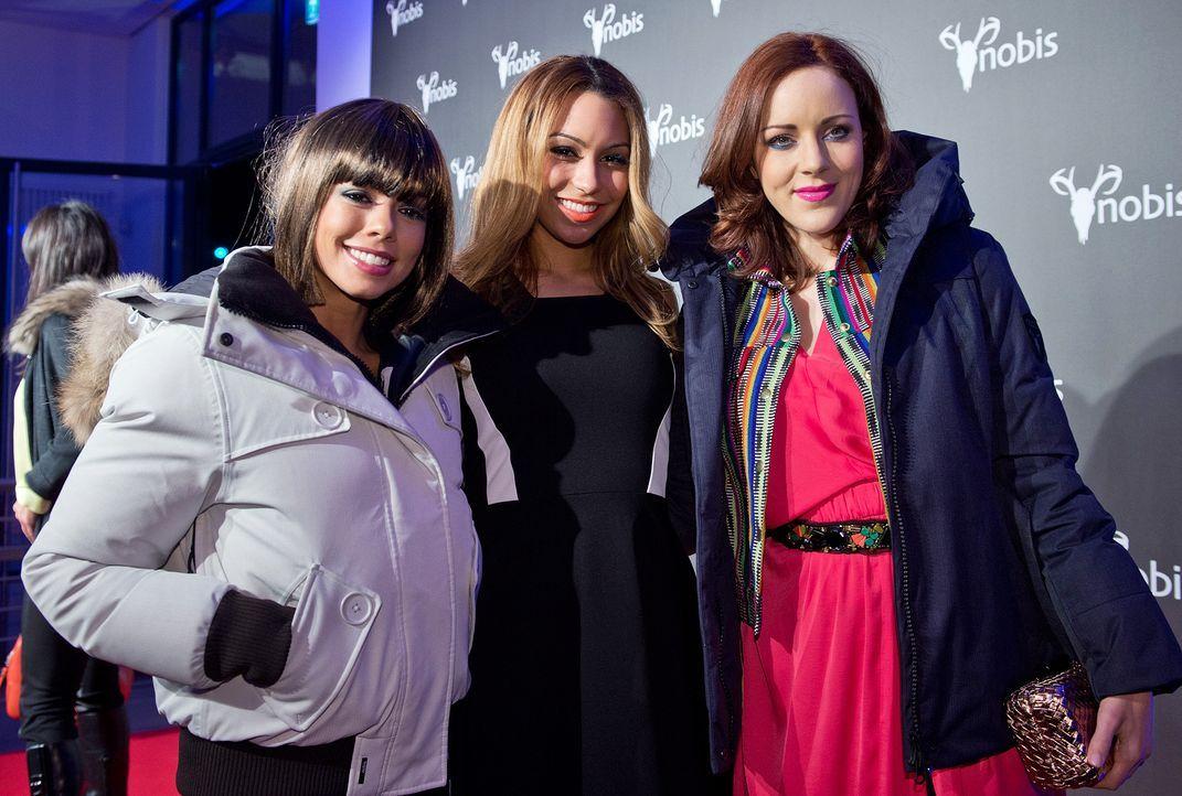 Fashion-Week-Berlin-Fernanda-Brandao-Miss-Ronja-Jasmin-Wagner-14-01-15-dpa - Bildquelle: dpa