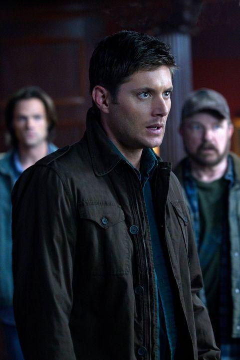 Um Castiel das Handwerk zu legen, bittet Dean (Jensen Ackles) keinen Geringeren als den Tod um Hilfe ... - Bildquelle: Warner Bros. Television
