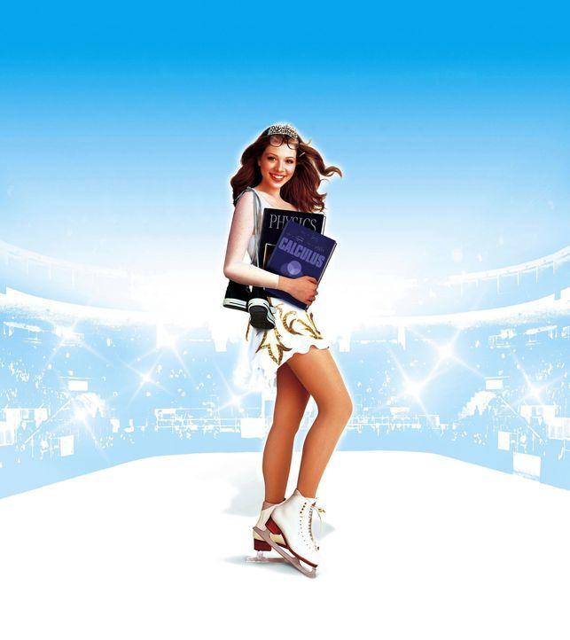 Die Eisprinzessin - Träume werden wahr, wenn Du an sie glaubst: Casey Carlyle (Michelle Trachtenberg) ... - Bildquelle: 2005 Disney Enterprises, Inc.