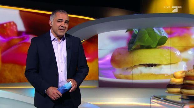 Galileo - Galileo - Montag: Das Große Donut-duell: Harro Vs. Bernd