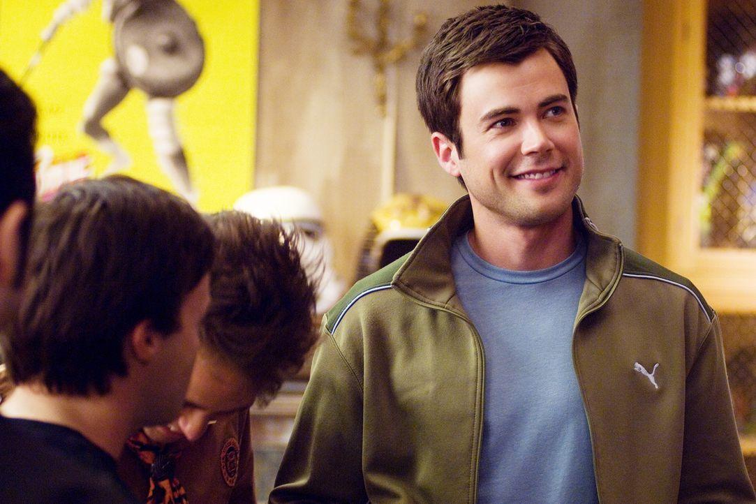 Nomen est omen: Tyler Prince (Matthew Long, r.) ist der Traumprinz aller Mädchen des Colleges ... - Bildquelle: 2007 Universal Studios, All Rights Reserved