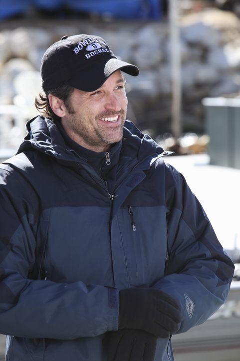 Weihnachten steht vor der Tür und Owen macht sich große Sorgen um Cristina, die immer noch nicht zurück in ihren Job will. Er hat Angst, sie den... - Bildquelle: ABC Studios