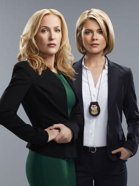 (1. Staffel) - FBI Special Agent Susie Dunn (Rachael Taylor, r.) wird mit dem Entführungsfall beauftragt und muss feststellen, dass ihre Nichte Ambe... - Bildquelle: 2013-2014 NBC Universal Media, LLC. All rights reserved.