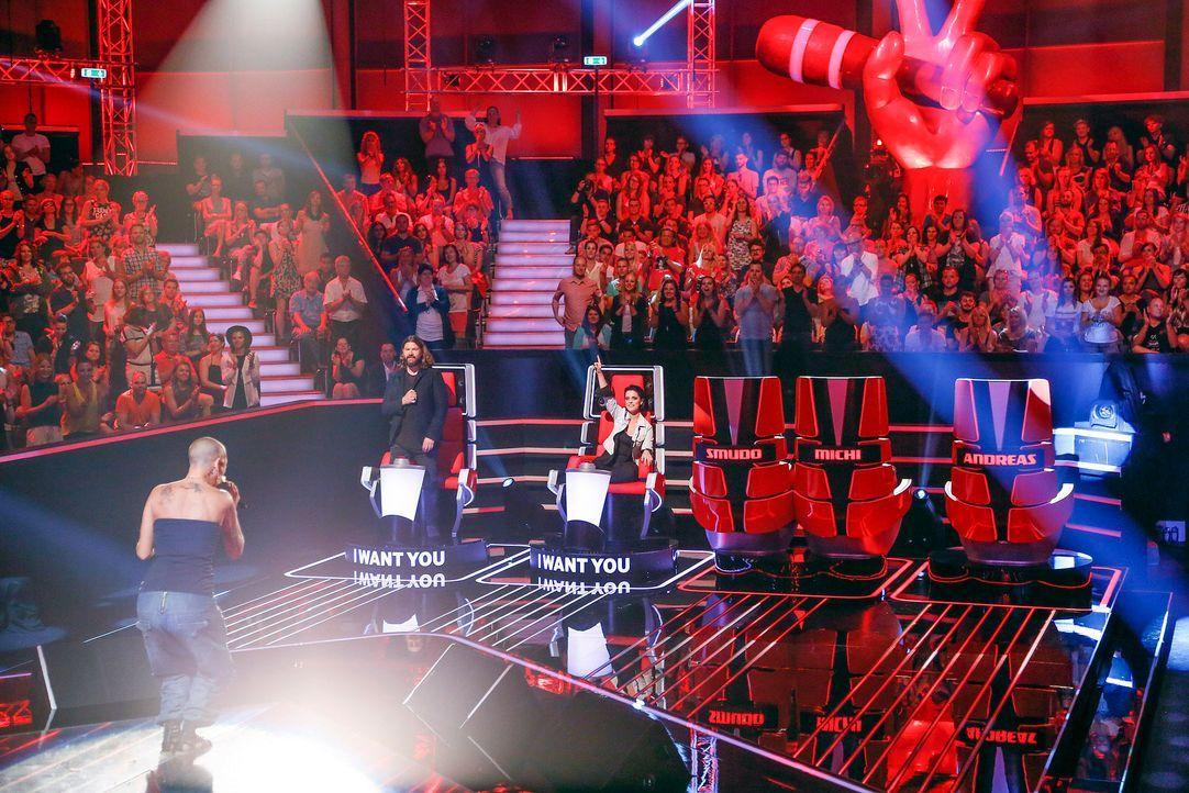 TVOG-Stf05-Denise-01-SAT1-ProSieben-Richard-Huebner - Bildquelle: SAT.1/ProSieben/Richard Huebner