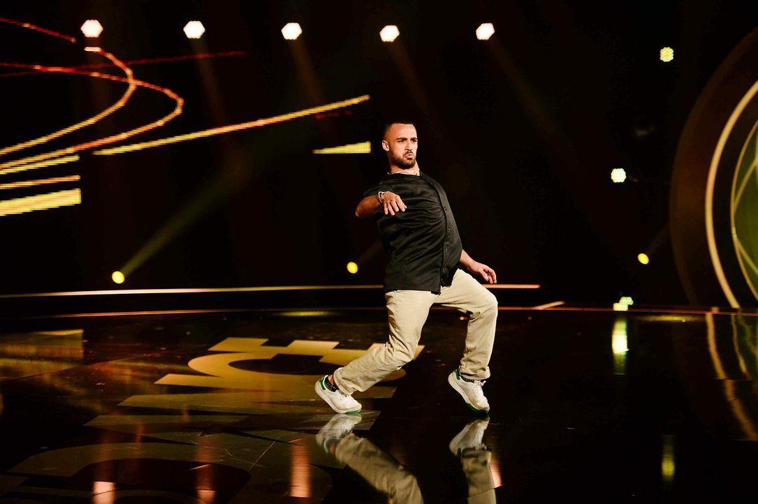 Got-To-Dance-Majid-01-SAT1-ProSieben-Willi-Weber-TEASER - Bildquelle: SAT.1/ProSieben/Willi Weber