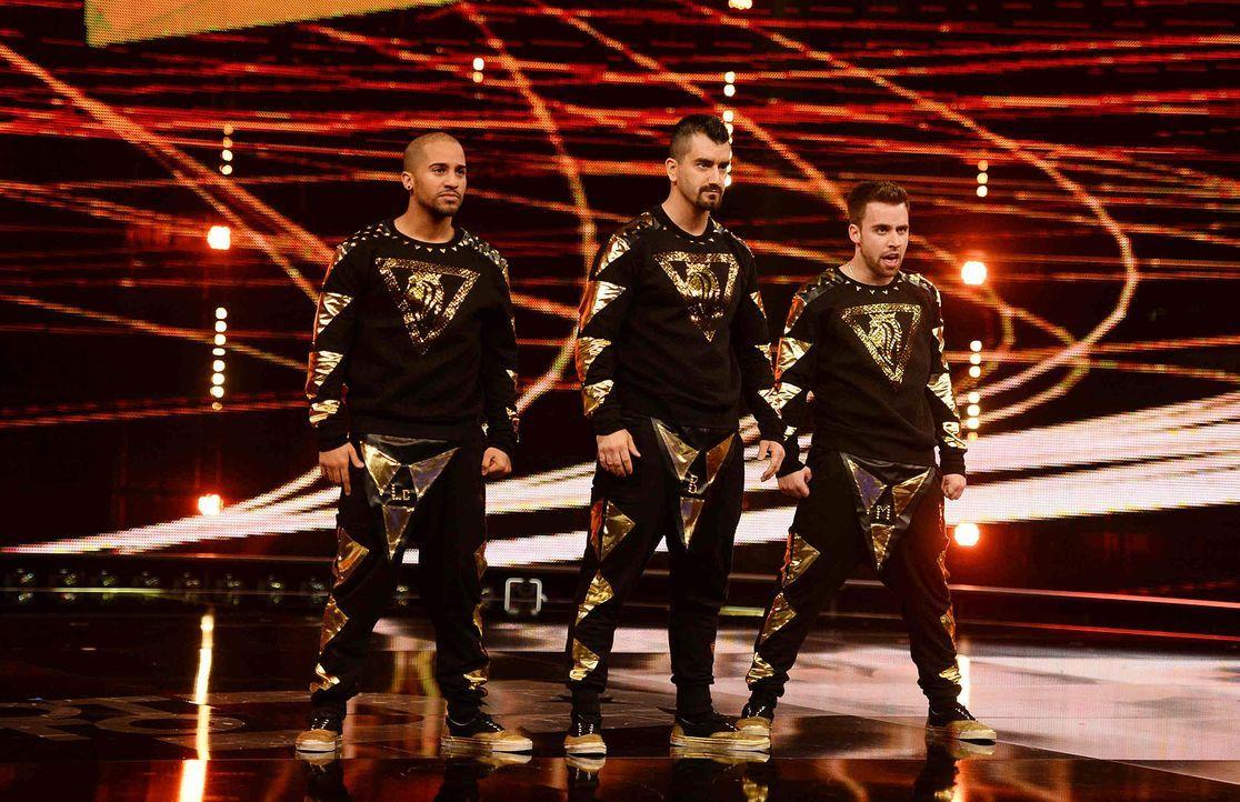 Got-To-Dance-FanatiX-04-SAT1-ProSieben-Willi-Weber-TEASER - Bildquelle: SAT.1/ProSieben/Willi Weber