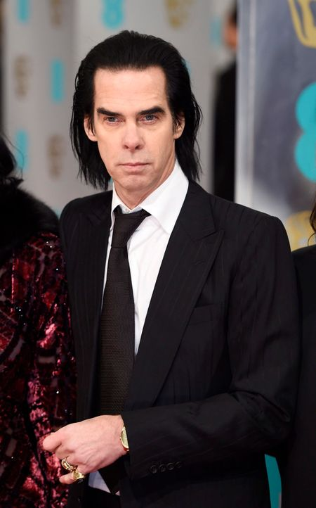 BAFTA-Nick-Cave-15-02-08-dpa - Bildquelle: dpa