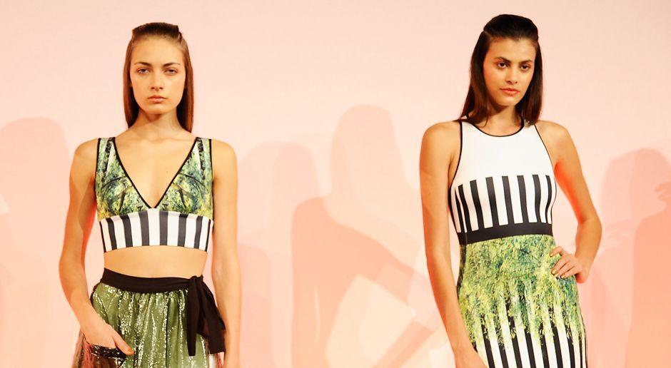 Fashionweek-NY-Alisar-Ailabouni-Clover-Canyon-Presentation-13-09-11-AFP - Bildquelle: AFP