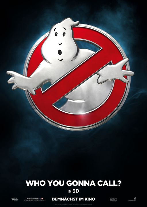 Ghostbusters Poster - Bildquelle: Sony Pictures