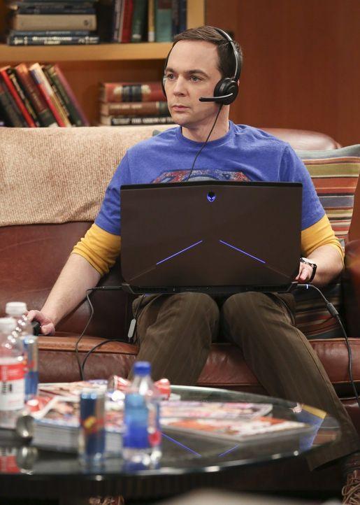 Sheldon (Jim Parsons) ist auf der Suche nach Möglichkeiten, den Alterungsprozess aufzuhalten. Wird das Genie auch hierfür einen Weg finden? - Bildquelle: 2016 Warner Brothers
