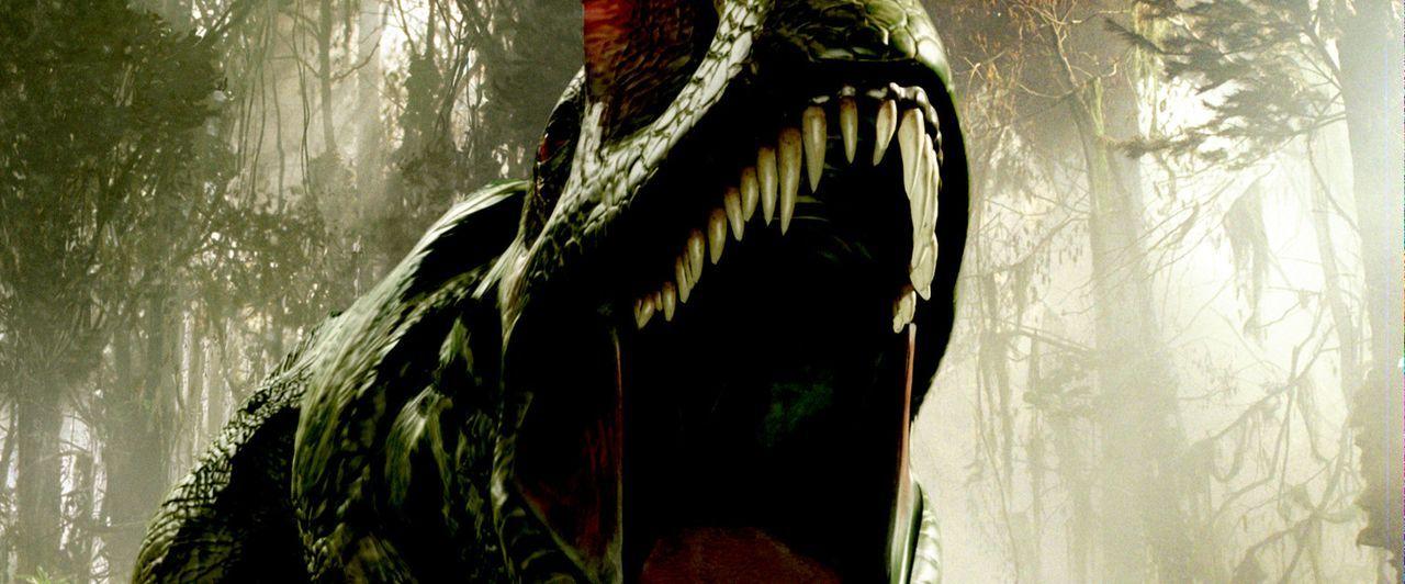 Im Jahr 2055 sind Dinosaurierjagden in der Vergangenheit der absolute Hit für reiche Jäger. Doch eines Tages geschieht während einer solchen Safa... - Bildquelle: ApolloMedia