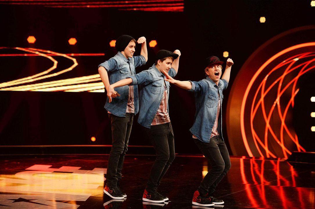 Got-To-Dance-JPSkiliz-03-SAT1-ProSieben-Willi-Weber - Bildquelle: SAT.1/ProSieben/Willi Weber