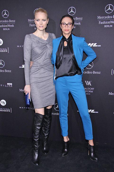 franziska-knuppe-lilly-becker-fashion-week-berlin-13-01-17jpg 1000 x 1500 - Bildquelle: WENN.com