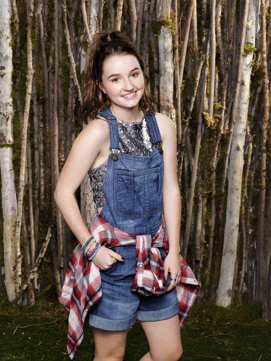 (4. Staffel) - Die jüngste der drei Baxter Schwestern, Eve (Kaitlyn Dever), bereitet ihren Eltern immer wieder Kopfzerbrechen ... - Bildquelle: 2014-2015 American Broadcasting Companies.  All rights reserved.