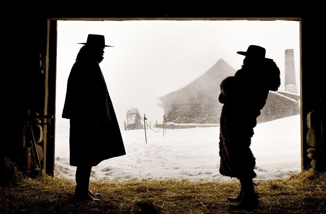 The-hateful-8-Szene-14-Universum-Film - Bildquelle: Universum Film