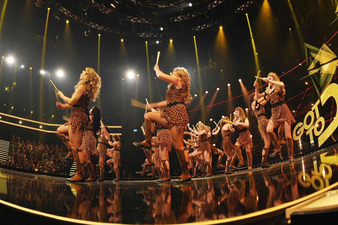 Got-To-Dance-The-Art-Act-Tap-Dancer-02-SAT1-ProSieben-Willi-Weber - Bildquelle: SAT.1/ProSieben/Willi Weber
