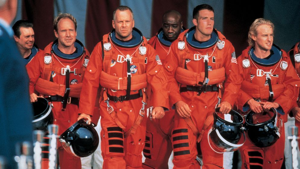 Armageddon - Das Jüngste Gericht - Bildquelle: Frank Masi Touchstone Pictures and Jerry Bruckheimer, Inc. All Rights Reserved. / Frank Masi