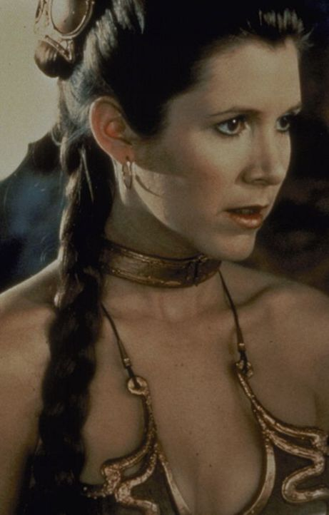 Prinzessin Leia (Carrie Fisher) ist Lukes Schwester ... - Bildquelle: Lucasfilm LTD. & TM. All Rights Reserved.